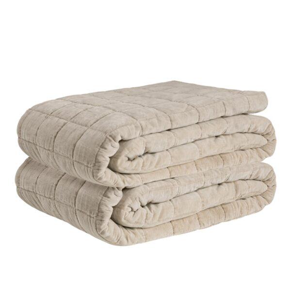 POSH  bedspread beige  260x260