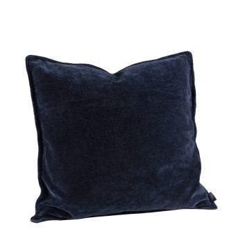 KELLY PLAIN CC 50x50 midnight blue