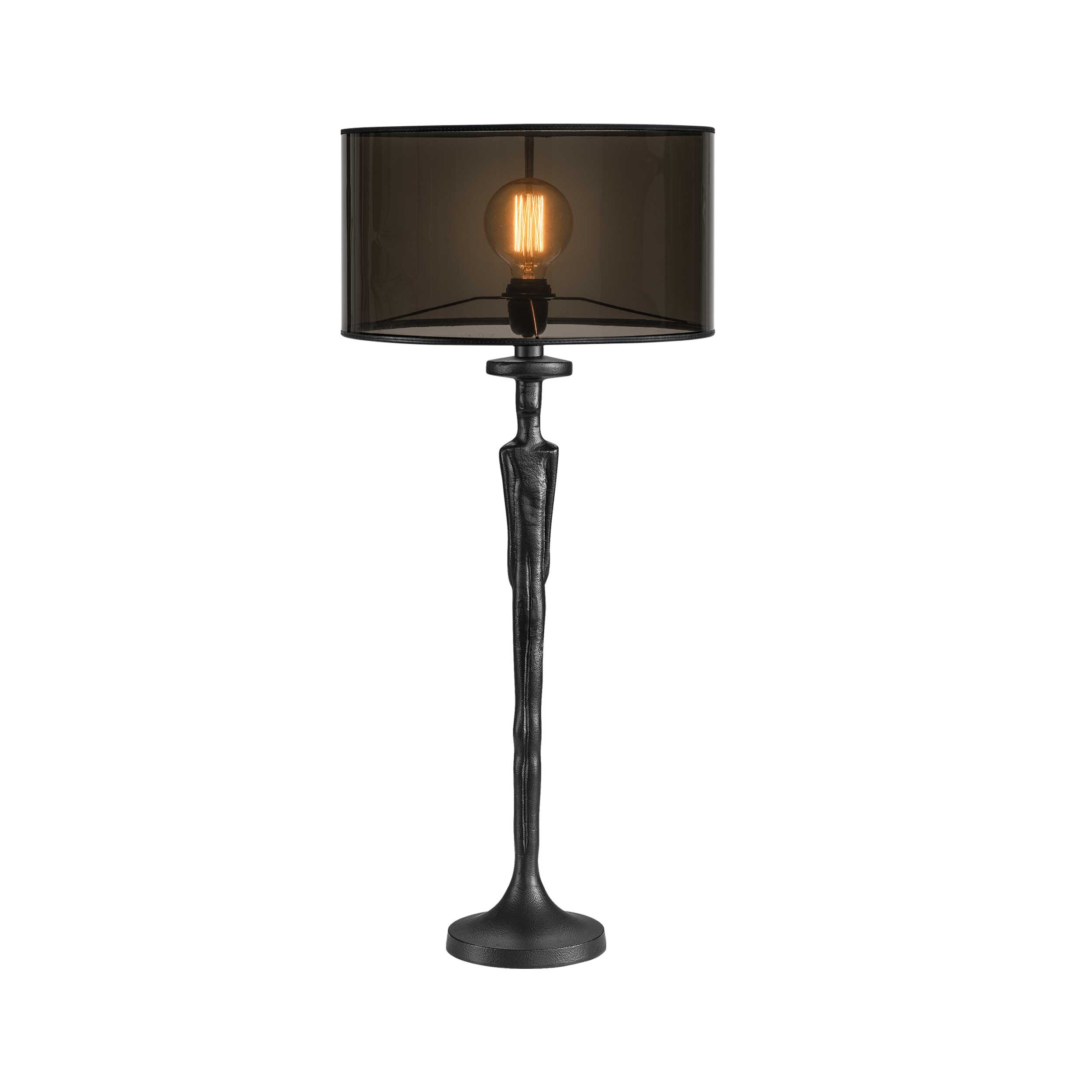ADRIANO table lamp black