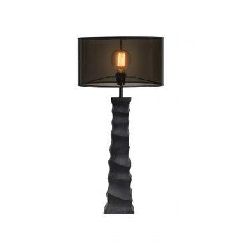 PISA table lamp black