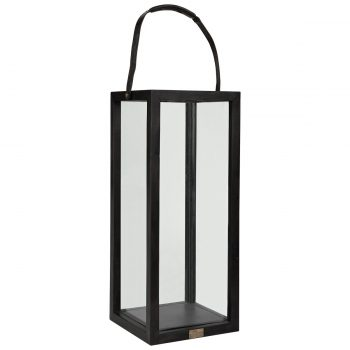 AW FLOOR LANTERN Big black